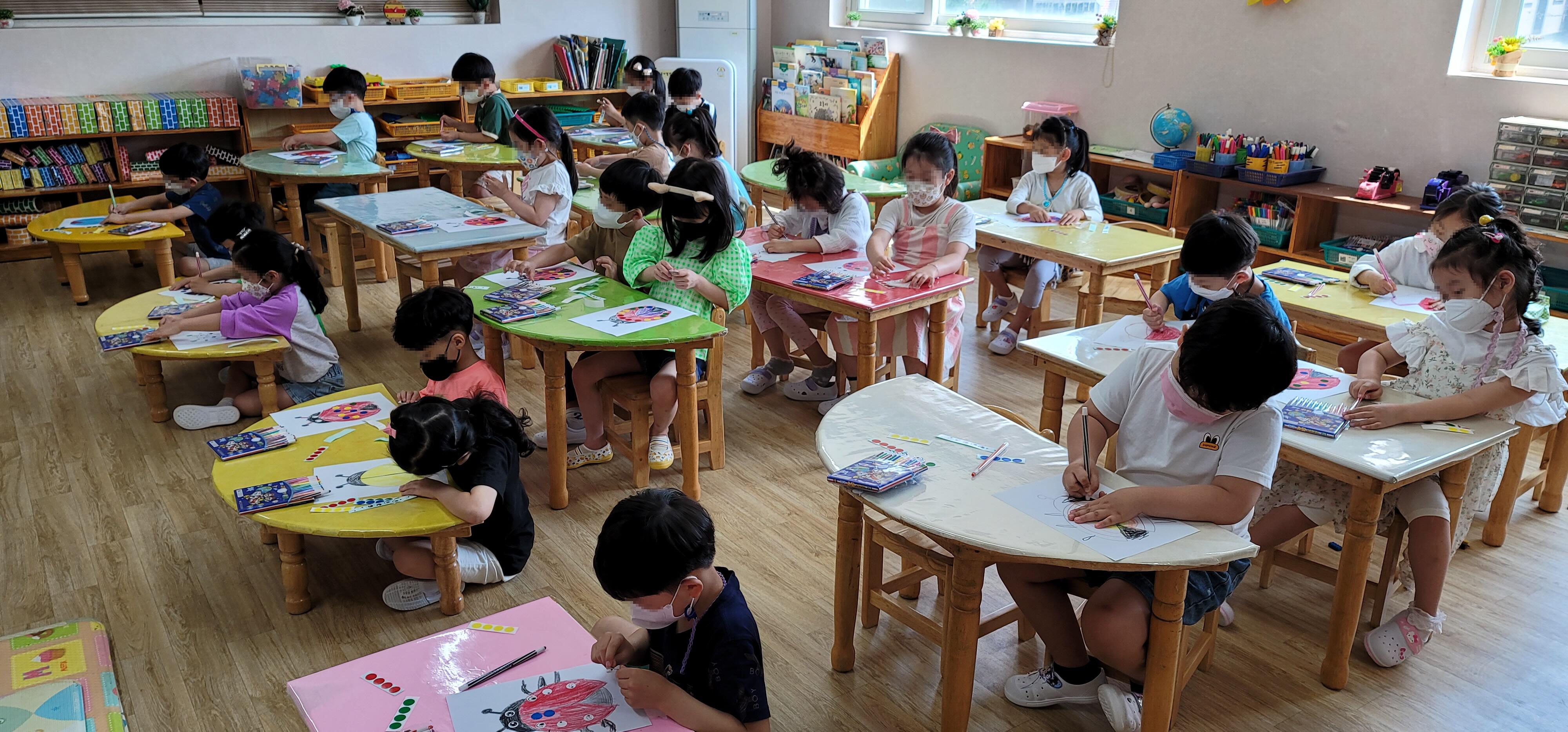 [유치부단체체험학습] 아름유치원,호반라온어린이집,별사탕어린이집